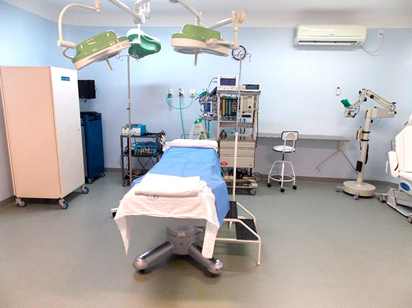 Serviços Médicos do Hospital Dr. Homero